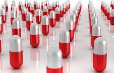 Free A World Of Pills Stock Photos - 4259353
