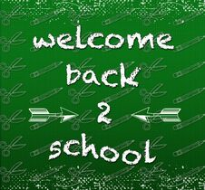 Free Back 2 School Royalty Free Stock Photos - 42594008