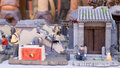 Free Painted Clay Figure Of Old Beijing Stock Photography - 4269032