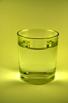 Free Glass Of Water Stock Image - 4260211