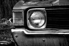 Free Antique Car Stock Image - 4260231