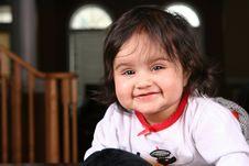 Free Cute Baby Stock Photo - 4261040