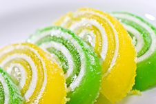 Free Fruit Jelly Stock Photos - 4261733