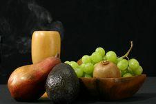 Free Fruit Display Royalty Free Stock Photos - 4262438