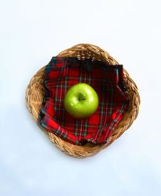 Free An Apple A Day… Stock Images - 4262724