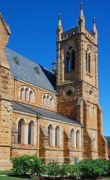 Free Church Tower Stock Photo - 4263200