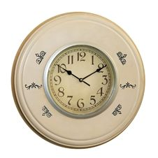 Free Round Clock Stock Photography - 4263242