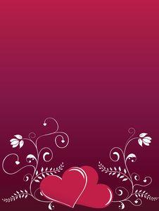 Free Valentine Hearts Stock Photos - 4263523