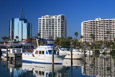 Free Marina Stock Image - 4263951