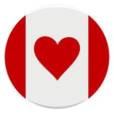 Free I Love Canada Stock Photos - 4264313