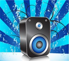Free Loudspeaker Royalty Free Stock Photo - 4265265