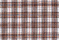 Free Tartan Chequered Fabric Royalty Free Stock Images - 4265289