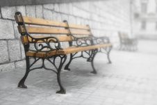 Free Old Bench Stock Photo - 4265430
