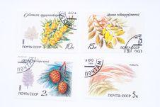 Free Postage Stamps Stock Images - 4265554