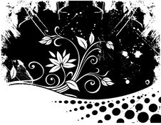 Free Floral Background Royalty Free Stock Photo - 4266315