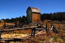 Free Hay Barn ^ Stock Image - 4266511