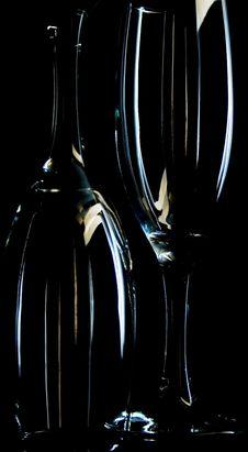 Free Wine Glasses Stock Photo - 4267640