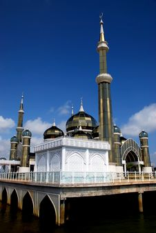 Free Mirror Mosque Stock Photography - 4267782