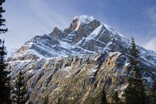 Free Canadian Rockies Royalty Free Stock Photography - 4267867