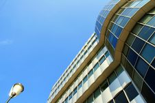 Free Modern Building Detail Stock Photography - 4269012