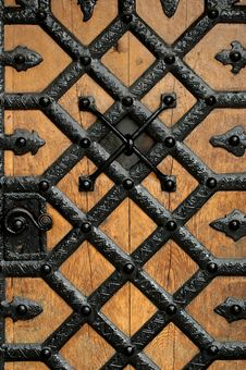 Free Old Door Stock Photo - 4269240