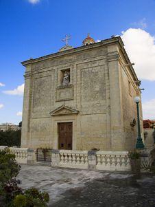 Tal Mirakli Church Royalty Free Stock Photography