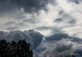 Free Dark Storm Clouds Royalty Free Stock Photos - 42684998