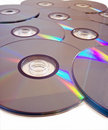 Free Compact Discs Royalty Free Stock Photo - 4270925