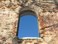 Free Arc Window Background Frame 01 Stock Photography - 4275242