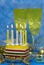 Free Celebratory Table Royalty Free Stock Images - 4278379
