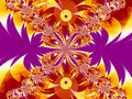 Free Vibrant Funky Fractal Stock Images - 4279544