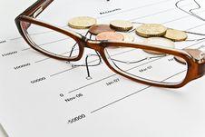 Finanace Royalty Free Stock Photo