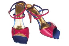 Free Beautiful Female Shoes Royalty Free Stock Photography - 4270597