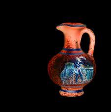 Free Greek Vase Royalty Free Stock Image - 4270866