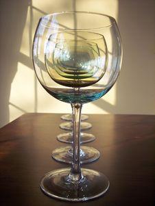 Free Wine Glasses Stock Photo - 4271020