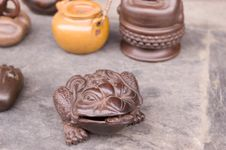 Free A Very Famous Market Of Antique Of Beijing Stock Images - 4271284