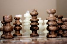Free King In The Middle Stock Photo - 4271320
