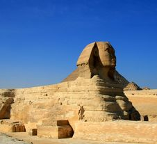 Free Sphinx Royalty Free Stock Photos - 4271328
