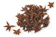 Free Anise Stars Stock Photography - 4271382