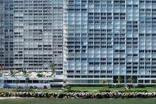 Free Fort Lauderdale Windows Royalty Free Stock Photo - 4271575