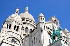 Free Sacre-Coeur Stock Images - 4271864