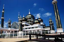 Free Mirror Mosque Stock Image - 4272451