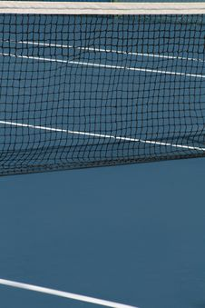 Free Tennis Net Royalty Free Stock Images - 4272489
