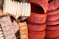Free Chinese Bracelet Royalty Free Stock Photography - 4272777