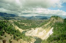 Free Yellowstone River Stock Photo - 4273250