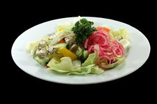 Free Salad Greek Stock Image - 4273661