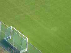 Free Soccer Goal Royalty Free Stock Images - 4273899