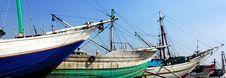Free Indonesia, Jakarta: Sunda Kelapa Stock Photos - 4274883