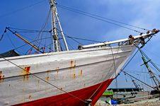 Free Indonesia, Jakarta: Sunda Kelapa Stock Image - 4274941