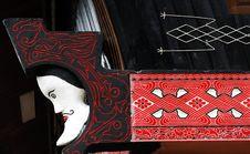Free Indonesia, Sumatra:house S Decoration Royalty Free Stock Photography - 4275617
